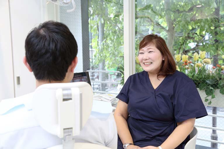 患者さまの希望に添える医療を提供する